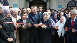 Diyanet yaptı, Erdoğan açtı, arkadaşı kazandı!