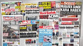 İdlib'deki saldırıyı gazeteler nasıl gördü?