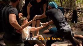 Yasin'den Evrim'e ilginç teklif: Öp bir kere