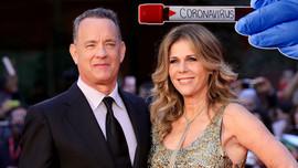 Karantinada olan Tom Hanks'ten yeni mesaj!