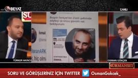 Osman Gökçek, İsmail Saymaz'a 1 saat saydırdı!