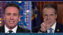 New York Valisi ve CNN spikeri kardeş çıktı