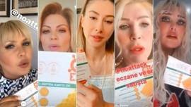 Sahte ilaç reklamı yapan ünlülere soruşturma