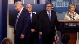Doktor 'ateşim var' dedi, Trump böyle kaçtı