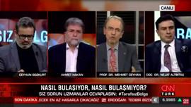 Mehmet Ceyhan'dan canlı yayında şok sözler!
