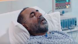 Ali Vefa babasını kaybetti: Seni affettim!