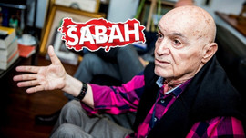 Hıncal Uluç yine gazetesi Sabah'ı topa tuttu!