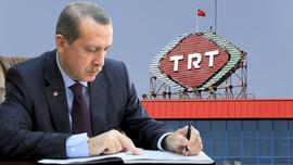Cumhurbaşkanlığı'ndan flaş TRT kararı