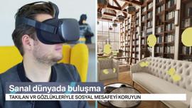 Türkiye'nin ilk sanal gerçeklik röportajı yapıldı!