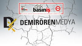 DİSK Basın İş'ten Demirören Medya'ya uyarı!