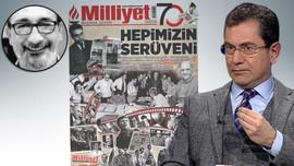 Milliyet'in 70. yıl kapağı tartışma başlattı!