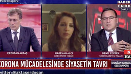 Zeyrek CHP'yi eleştirince Nagehan Alçı coştu