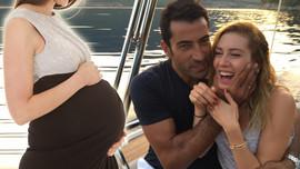İmirzalıoğlu-Kobal çiftinden güzel haber!