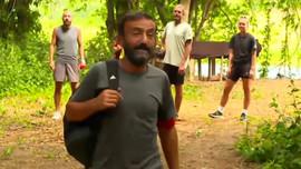 Survivor'da Ersin Korkut'tan adaya duygusal veda!