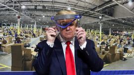 Trump: Test sonucum pozitif çünkü negatif çıktı
