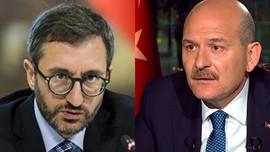 Altun Kültür Bakanı, Soylu Erdoğan'ın yardımcısı