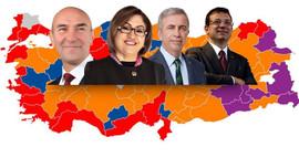 İşte 'En başarılı belediye başkanları' anketi