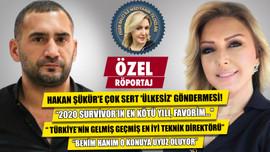 Ümit Karan'dan bomba Hakan Şükür açıklaması