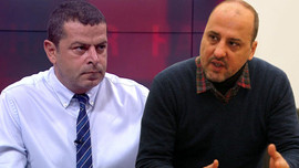 Cüneyt Özdemir ile Ahmet Şık birbirine girdi!