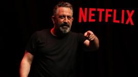 Cem Yılmaz, Netflix ile barıştı ve mesajı verdi