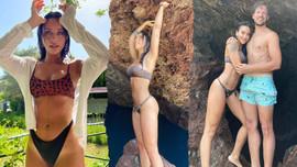 Zeynep Alkan tatil sezonunu sevgilisiyle açtı