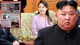 Kim Jong-Un'un eşinin fotoğrafları kriz yarattı