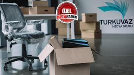 Turkuvaz Medya Grubu'nda taşınma başladı