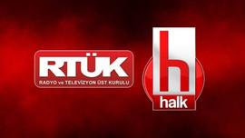Halk TV'den RTÜK'ün açıklamasına tepki!