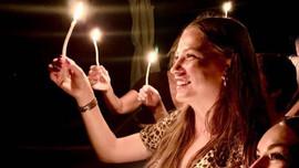 Serenay Sarıkaya yeni yaşını Cem'siz kutladı!