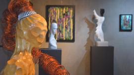 Bodrum'un en büyük galerisi açıldı