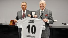 Rahmi Koç Beşiktaş için kesenin ağzını açtı!