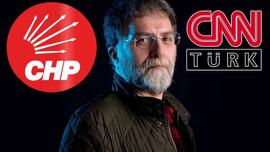 Ahmet Hakan'dan CHP'ye CNN Türk çağrısı!