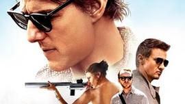 Tom Cruise en tehlikeli görevinde...