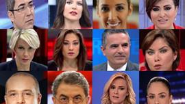 CNN Türk, Habertürk ve NTV ekran yüzleri için erken karne!