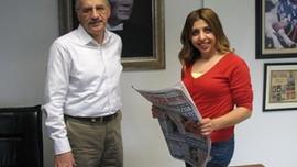 """Saygı Öztürk Medyaradar'a konuştu; """"Reza Zarrab ülkeye büyük bir katkı sağladı çünkü..."""""""