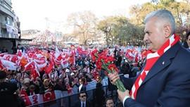 AK Parti'nin Kırklareli mitingi