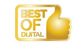 """Dijitalin en iyileri """"Best of Dijital""""de ödüllendirilecek!"""