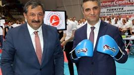 15 Temmuz Şehitleri Kick Boks Türkiye Şampiyonası