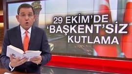 Fatih Portakal'dan 29 Ekim çıkışı!