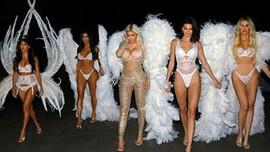 Kardashian kardeşler 'Melek' oldu!