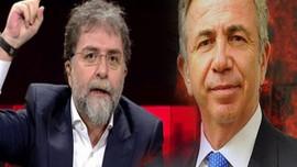 Ahmet Hakan'dan Mansur Yavaş'a 'Kolpacı' yanıtı: Senin yanında zavallı kalırım