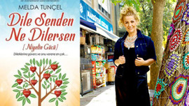 """Gazeteci-yazar Melda Tunçel'den yeni kitap: """"Dile Senden Ne Dilersen"""""""