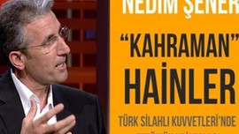 """Nedim Şener'den 15 Temmuz kitabı: """"Kahraman"""" Hainler"""