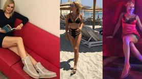 Seda Akgül'ün Instagram pozu olay oldu!