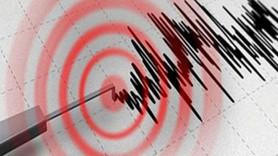 Marmara'da deprem! Bursa 3,8'le sallandı