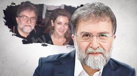 Ahmet Hakan'ın 'Alçı'lı fotoğrafı olay oldu!