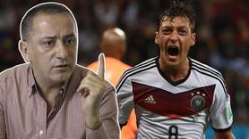 Fatih Altaylı'dan çok sert Mesut Özil tepkisi!