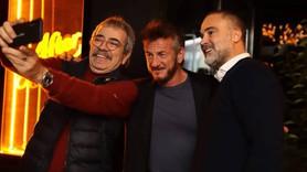Sean Penn ünlü Türk oyuncu ile buluştu!