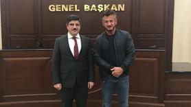 Sean Penn'den Yasin Aktay'a ziyaret!