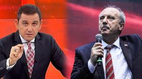 Muharrem İnce'den flaş Fatih Portakal açıklaması!